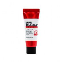 Some By Mi Миниатюра восстанавливающего чудо-крема с 90% муцином черной улитки для лица Snail Truecica Miracle Repair Cream (20 гр)