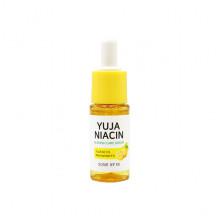 Some By Mi Миниатюра отбеливающей сыворотки с маслом цитруса Юдзу и ниацинамидом для лица Yuja Niacin Blemish Care Serum (10 мл)