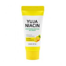 Some By Mi Миниатюра отбеливающего увлажняющего гель-крема с маслом цитруса Юдзу и ниацинамидом Yuja Niacin Brightening Moisture Gel Cream (30 мл)