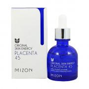 Mizon Омолаживающая плацентарная сыворотка Original Skin Energy Placenta 45 (30 мл)