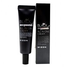 Mizon Крем с экстрактом черной улитки для лица Black Snail All In One Cream (35 мл)