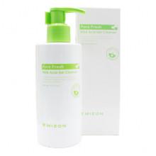 Mizon Очищающий мягкий гель для кожи и пор Pore Fresh Mild Acid Gel Cleanser (200 мл)