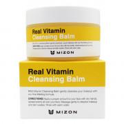 Mizon Очищающий витаминный бальзам для лица Real Vitamin Cleansing Balm (100 гр)