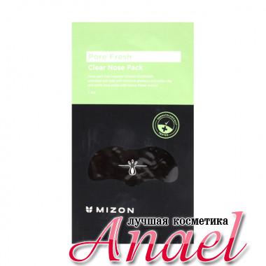 Mizon Патч для очищения пор носа Pore Fresh Сlear Nose Pack (1 шт)