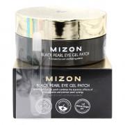 Mizon Гидрогелевые патчи с ниацинамидом и черным жемчугом для контура глаз Black Pearl Eye Gel Patch (60 шт)