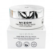 Mizon Гидрогелевые патчи с жемчугом и ниацинамидом для контура глаз Pure Pearl Eye Gel Patch (60 шт)