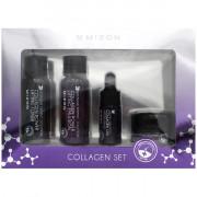 Mizon Набор миниатюр антивозрастных лифтинговых средств с коллагеном для лица Collagen Set (4 предмета)