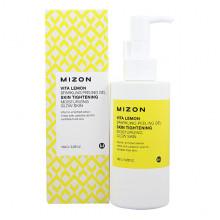 Mizon Игристый витаминизированный пилинг-гель с экстрактом лимона Vita Lemon Sparkling Peeling Gel (150 гр)