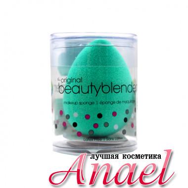 Beautyblender Безлатексный спонж для макияжа Тон «Зеленый перец чили» The Original Beautyblender Just Chili (1 шт)