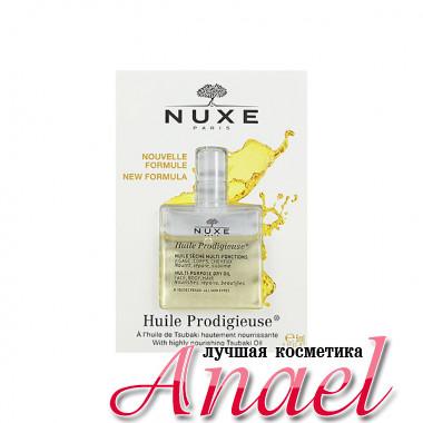 Nuxe Миниатюра многофункционального сухого масла Huile Prodigieuse (5 мл)