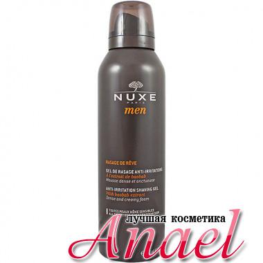 Nuxe Men Мужской гель для бритья против раздражения кожи Anti-Irritation Shaving Gel (150 мл)