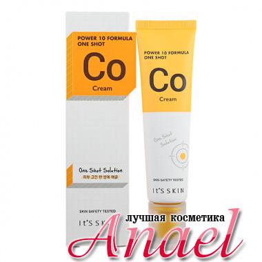 It's Skin Антивозрастной крем для лица с фитоколлагеном Power 10 Formula One Shot СO Cream (35 мл)