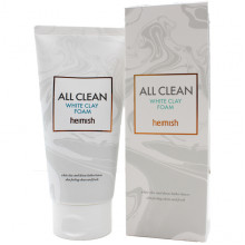 Heimish Пенка для умывания с белой глиной для лица All Clean White Clay Foam (150 гр)