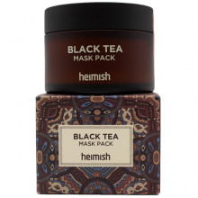 Heimish Увлажняющая смываемая крем-маска «Черный чай» Black Tea Mask Pack (110 мл)