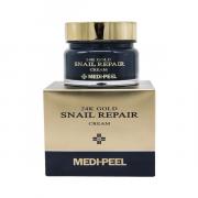 Medi-Peel Восстанавливающий крем с коллоидным золотом и муцином улитки 25K Gold Snail Repair Cream (50 гр)