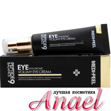 Medi-Peel Антивозрастной пептидно-гиалуроновый крем для контура глаз Peptide 9 Balance Eye Hyaluronic Volumy Eye Cream (40 мл)