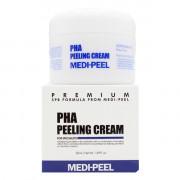 Medi-Peel Пептидный пилинг-крем премиум класса с PHA кислотами для лица Premium 5 PB Formula PHA Peeling Cream (50 мл)