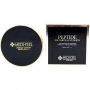 Medi-Peel Многофункциональный кушон с комплексом пептидов SPF50+/PA+++ Тон 21 (Светлый беж) Peptide 5GF Ampoule Cushion (14 гр)