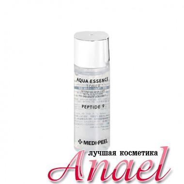 Medi-Peel Миниатюра лифтингового тонера-эссенции для лица Peptide 9 Aqua Essence Toner (30 мл)