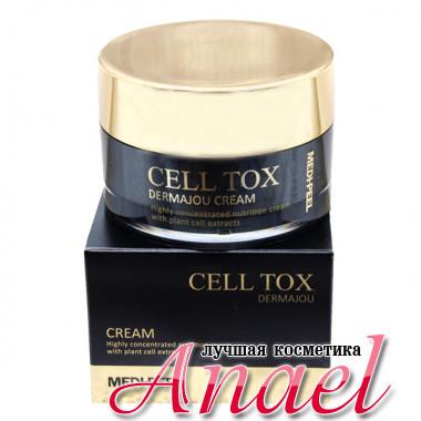 Medi-Peel Концентрированный питающий крем с растительными стволовыми клетками для лица Cell Tox Dermajou Cream (50 гр)