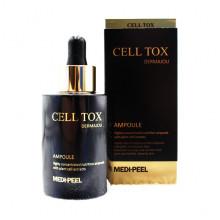 Medi-Peel Концентрированная антивозрастная питательная сыворотка с растительными стволовыми клетками Cell Tox Dermajou Аmpoule (100 мл)