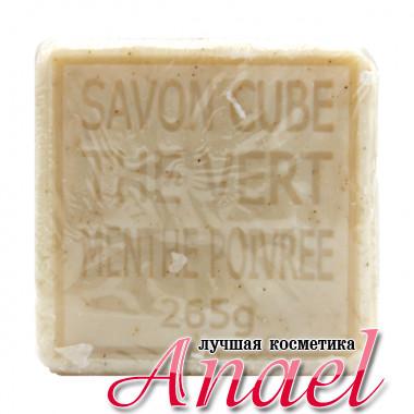 Savonitto Квадратное мыло «Био» Savon Cube The Vert, Menthe Poivree (265 гр)