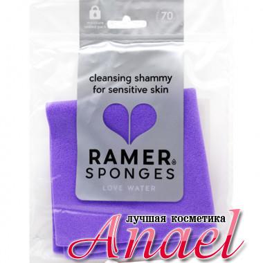 Ramer Очищающая замша для чувствительной кожи лица Cleansing Shammy (1 шт)