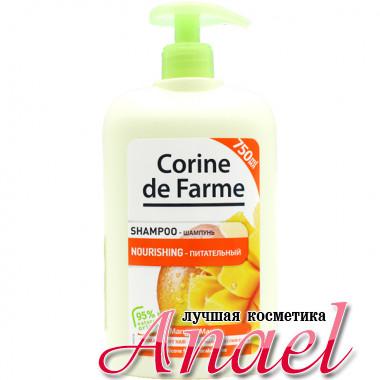 Corine de Farme Питательный шампунь с манго для нормальных и сухих волос Mango Nourishing Shampoo (750 мл)