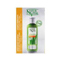 Natur Vital Пробник увлажняющего шампуня с алоэ «Питание и защита» Shampoo Moisturiser Aloe Vera Nourishes-Protects