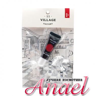 Village 11 Factory Тинт для губ и румяна тон Красный Real Fit Lip & Cheek Red (12 гр)