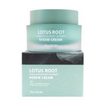 The Yeon Обновляющий крем с экстрактом корня лотоса для лица Lotus Root Renew Cream (50 мл)