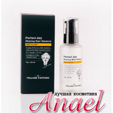 Village 11 Factory Эссенция для сияния волос «Лучший день» Perfect-day Shining Hair Essence (75 гр)