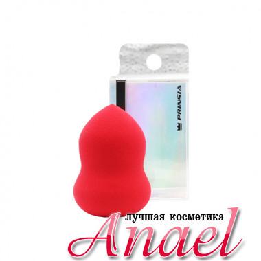 Prinsia Безлатексный спонж для макияжа (бьюти-блендер) (1 шт)