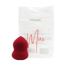 Focallure Безлатексный спонж для макияжа «Красная груша» Mathch Max Make Up Sponge FA-136 02 Red Pear (1 шт)