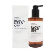 Missha Гидрофильное масло против черных точек Super Off Cleansing Oil Black Head Off (305мл)