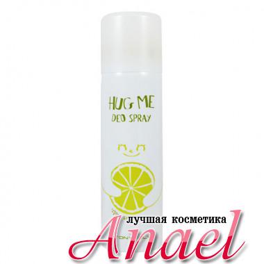 Tonymoly Спрей-дезодорант «Обнимашка» с ароматом цитруса Hug Me Deo Spray Citrus (100 мл)