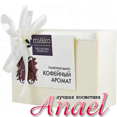 MI&KO Натуральное туалетное мыло «Кофейный аромат» (75 гр)