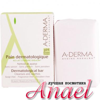 A-Derma Мыло дерматологическое Dermatological Bar (100 гр)