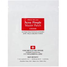 COSRX Гидрогелевые патчи от прыщей Acne Pimple Master Patch  (24 шт)