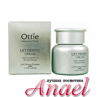Ottie Крем «Подтяжка и укрепление» с коллагеном и пептидами Lift Firming Cream (40 мл)