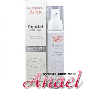 Avene Разглаживающий крем против глубоких морщин для сухой кожи PhysioLift Day Smoothing Cream (30 мл)