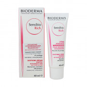 Bioderma Насыщенный успокаивающий крем Сенсибио Риш для сухой, чувствительной кожи Sensibio Rich Soothing Cream (40 мл)
