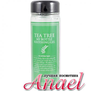 Secret Key «Моя бутылка» успокаивающего геля с экстрактом чайного дерева My Bottle Tea Tree Soothing Gel (245 гр)