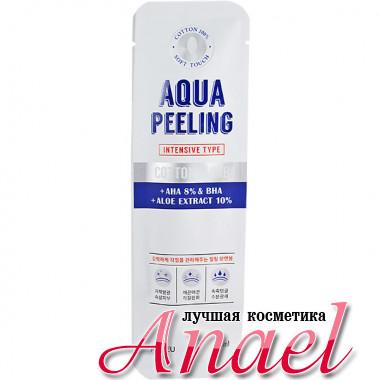 A'Pieu Ватная палочка для интенсивного пилинга с кислотной пропиткой AHA/BHA и экстрактом алоэ вера Aqua Peeling Cotton Swab (1 x 3 мл)