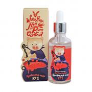 Elizavecca Сыворотка с гиалуроновой кислотой Witch Piggy Hell-Pore Control Hyaluronic Acid 97% (50 мл)