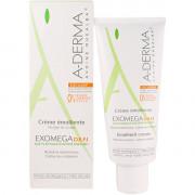A-Derma Смягчающий стерильный крем Экзомега для сухой и атопичной кожи Avoine Rhealba Exomega D.E.F.I Emollient Cream (200 мл)