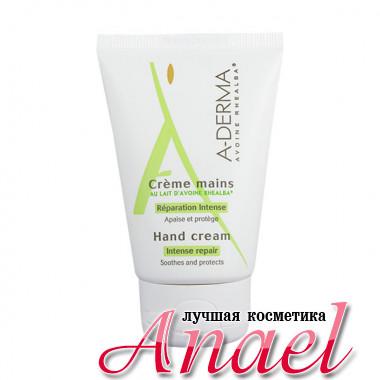 A-Derma Интенсивный восстанавливающий крем для рук Intense Repair Hand Cream (50 мл)