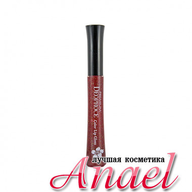 Deoproce Блеск для губ премиум класса Premium Color Lip Gloss Тон 17 (10 мл)