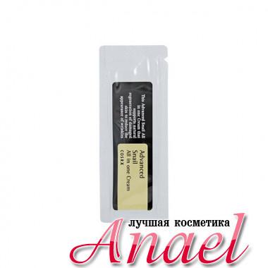 COSRX Пробник многофункционального крема с 92% содержанием муцина улитки Advanced Snail 92 All in one Cream