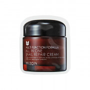 Mizon Пробник многофункционального восстанавливающего улиточного крема Multi Function Formula All In One Snail Repair Cream